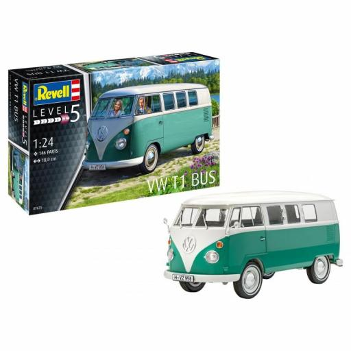 1/24 VW T1 Bus