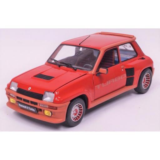 1/18 Renault 5 Turbo