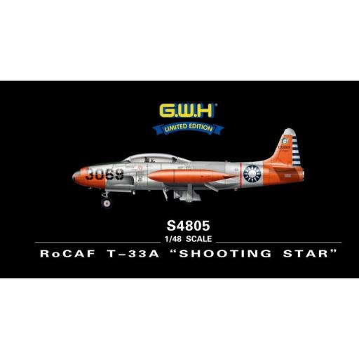 1/48 RoCAF T-33A Shooting Star Late Type [0]
