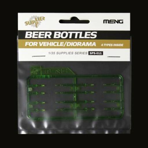 1/35 Botellas de cerveza