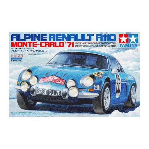 1/24 Alpine Renault A110 Monte Carlo [1]