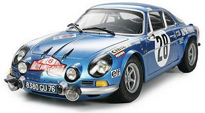 1/24 Alpine Renault A110 Monte Carlo