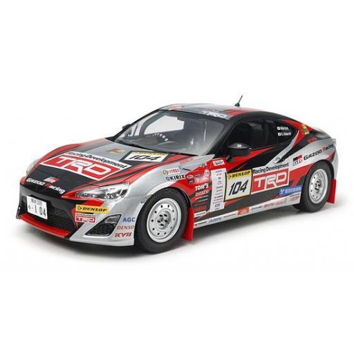 1/24 Gazoo Racing TRD86 [1]
