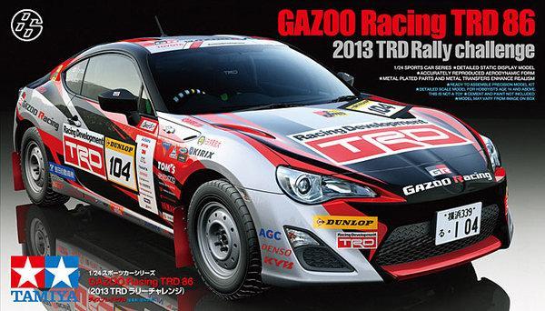1/24 Gazoo Racing TRD86