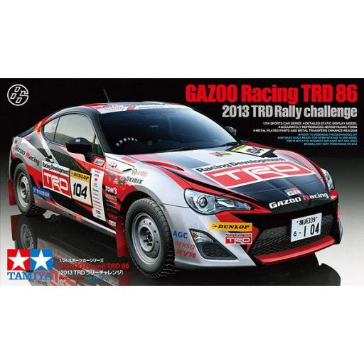 1/24 Gazoo Racing TRD86