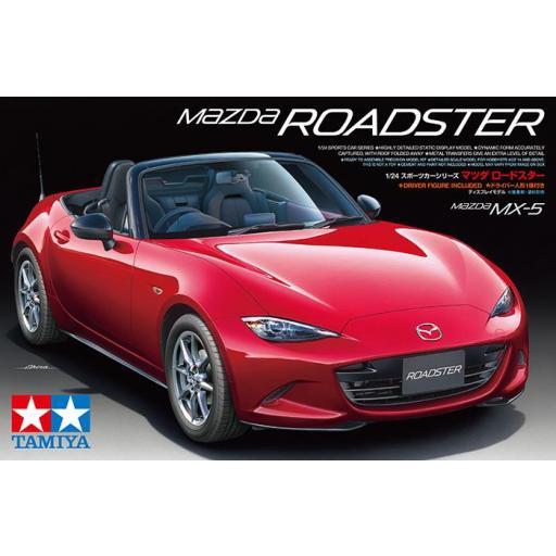 1/24 Mazda Roadster  MX-5 2015