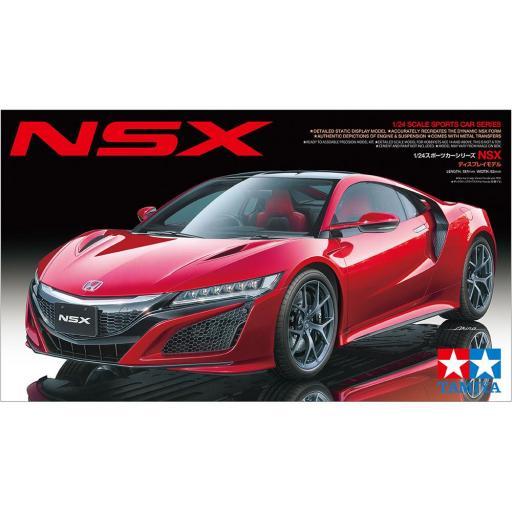 1/24 Honda NSX 2016