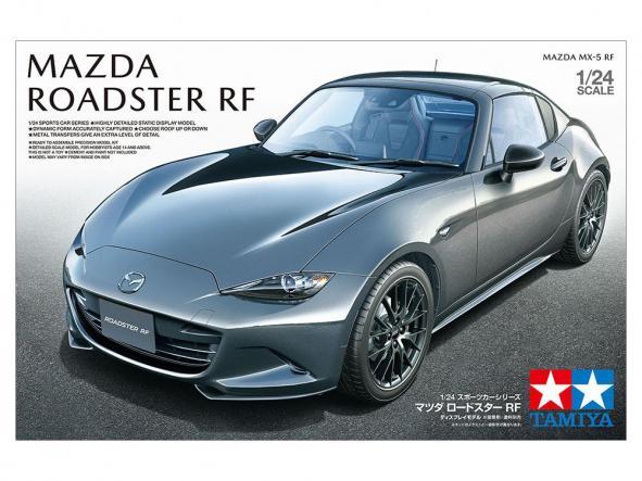 1/24 Mazda Roadster  RF