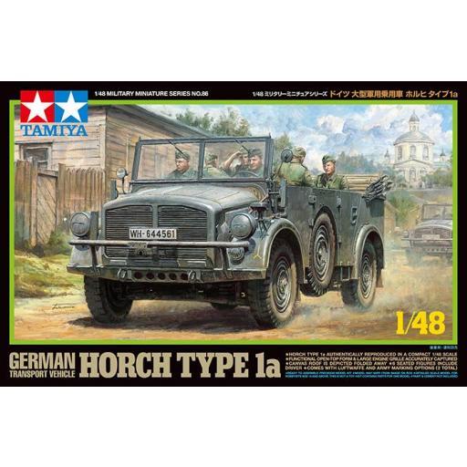 1/48 Camión Alemán Horch Type 1A