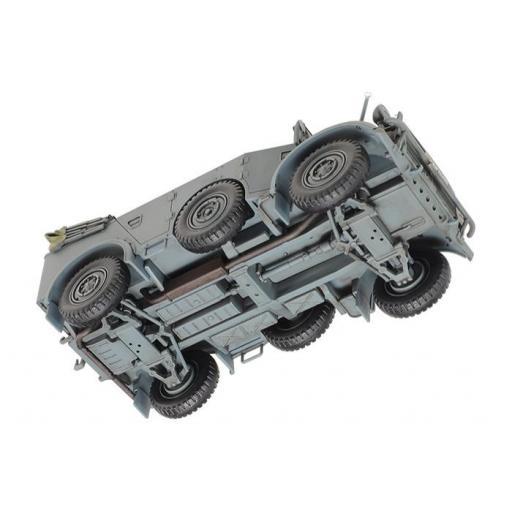 1/48 Camión Alemán Horch Type 1A [3]