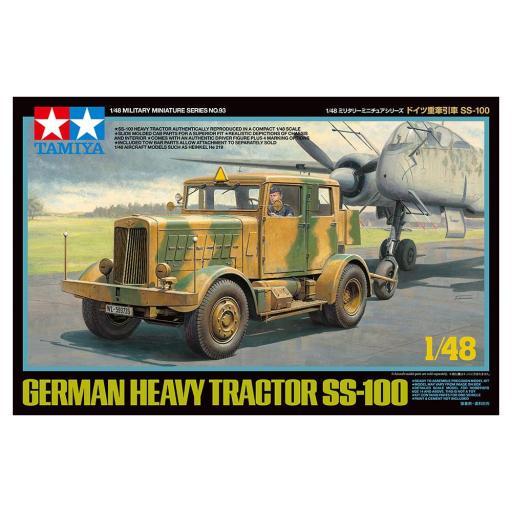 1/48 Tractor pesado aleman SS-100