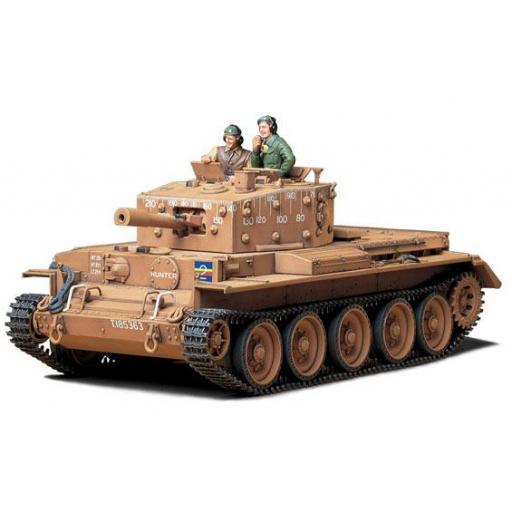 1/35 Centaur C.S.Mk.IV British Cruiser Tank Mk.VIII A27L [1]