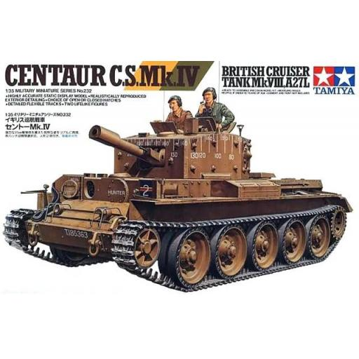 1/35 Centaur C.S.Mk.IV British Cruiser Tank Mk.VIII A27L
