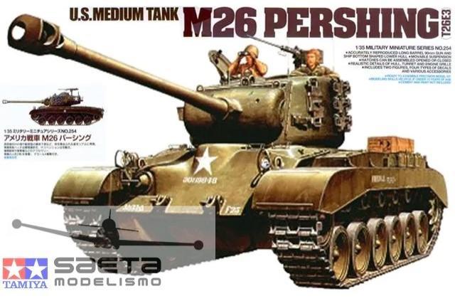 1/35 U.S. Medium Tank M26 Pershing