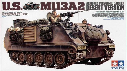 1/35 M113A2 Desert Version