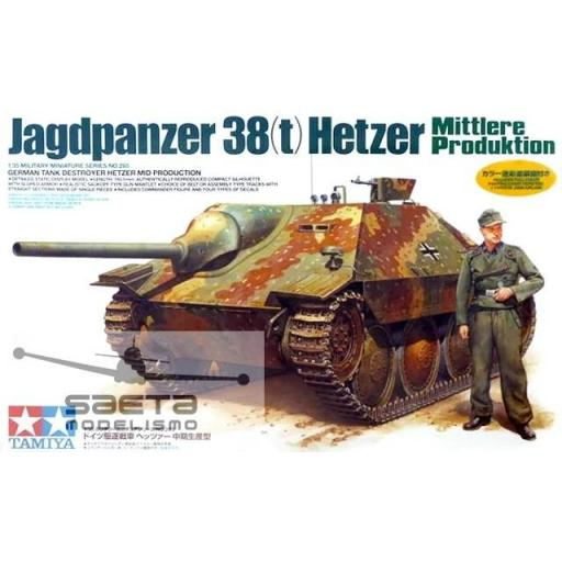 1/35 Jagdpanzer 38(t) Hetzer Mittlere Producktion