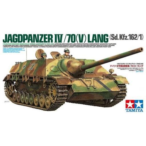 1/35 Jagdpanzer IV/70 Lang