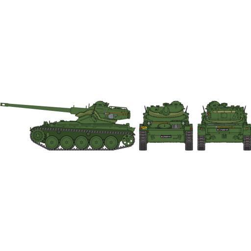 1/35 Tanque ligero frances AMX-13/75 [3]