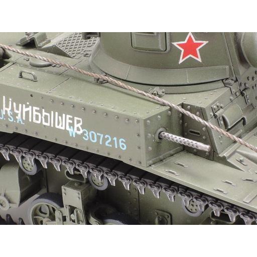 1/35 U.S. Light Tank M3 Stuart Late production [3]