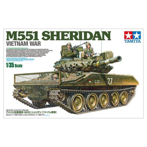 1/35 M551 Sheridan Vietnam War