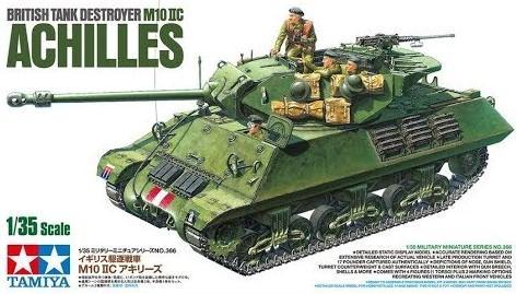 1/35 British Tank Destroyer Achilles M10 IIC