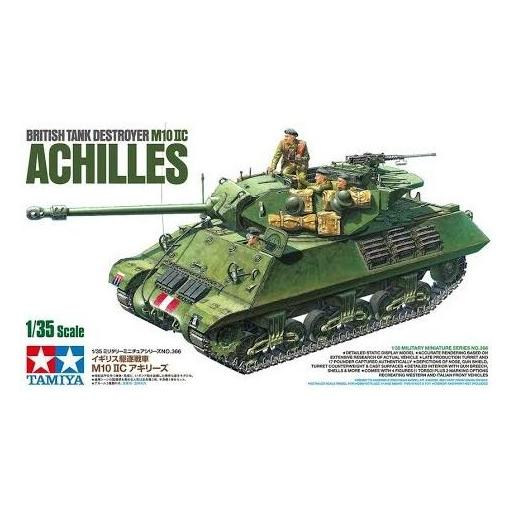1/35 British Tank Destroyer Achilles M10 IIC
