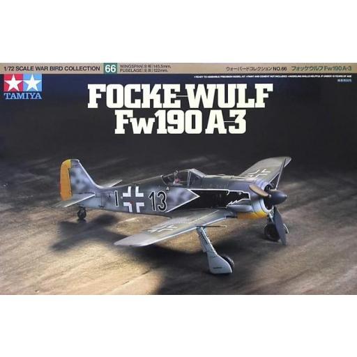 1/72 Focke Wulf Fw190 A3
