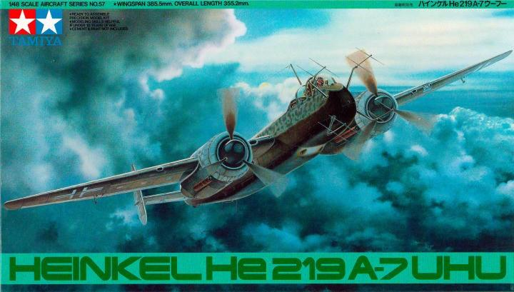 1/48 Heinkel He219 A-7 UHU