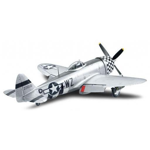 1/48 Republic P-47D Thunderbolt Bubbletop [2]