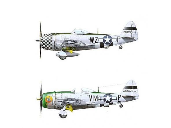 1/48 Republic P-47D Thunderbolt Bubbletop [3]