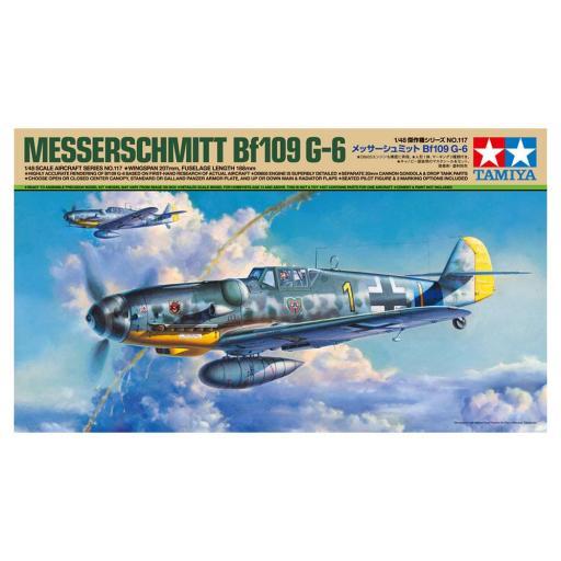 1/48 Messerschmitt Bf109G-6