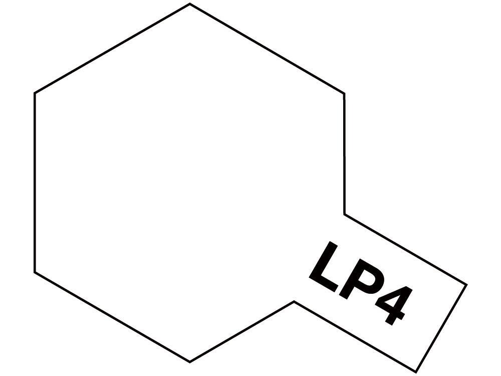 LP-4 Flat white - Blanco Mate