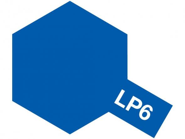 LP-6 Pure Blue - Azul Puro