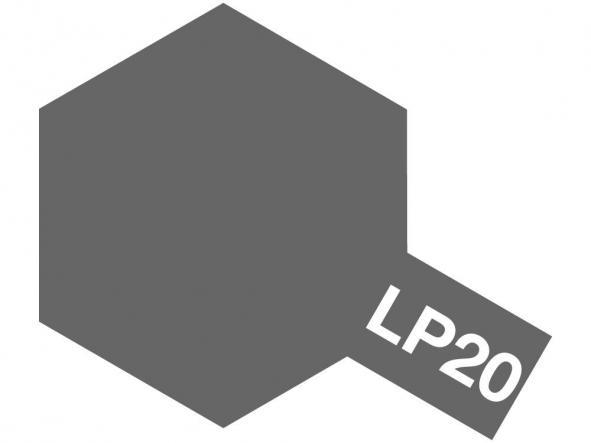 LP-20 Light Gun Metal - Metalizado Cañón Claro