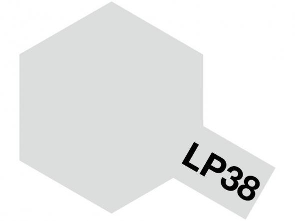 LP-38 Flat Aluminium - Aluminio Mate