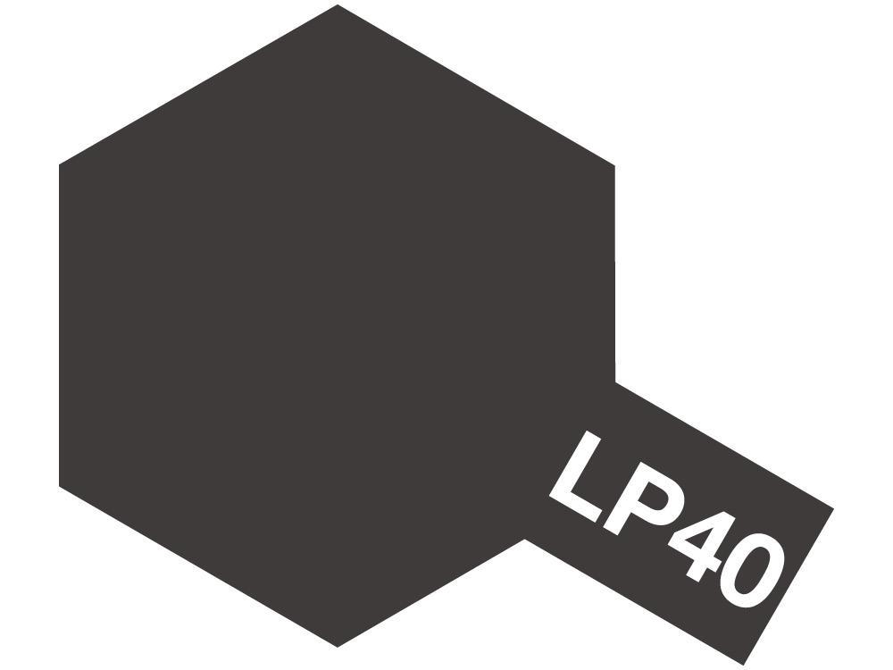 LP-40 Metallic Black
