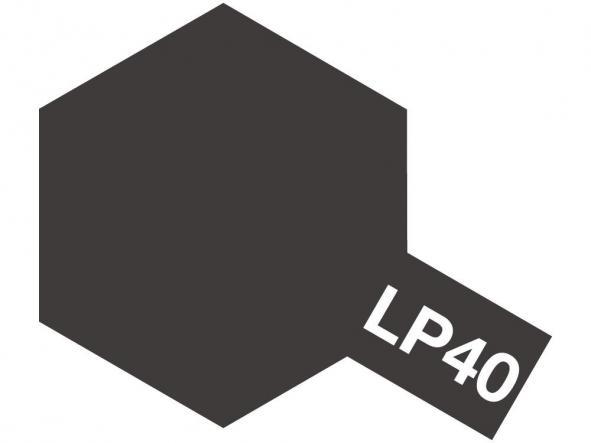 LP-40 Metallic Black [0]