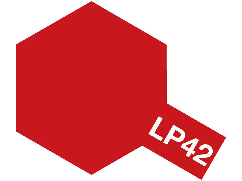 LP-42 Mica Red