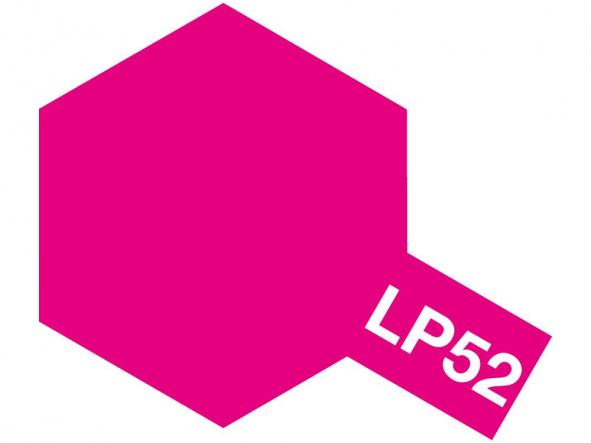 LP-52 Clear Red - Rojo Transparente
