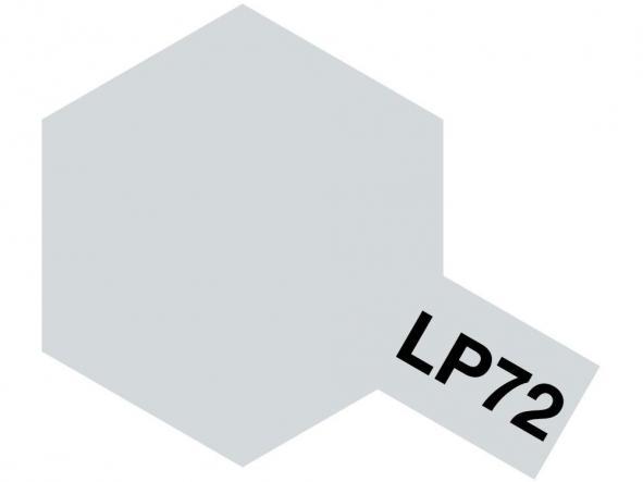 LP-72 Mica Silver - Plata Mica