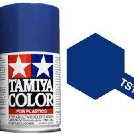 Spray Pintura Esmalte TS-15, Azul