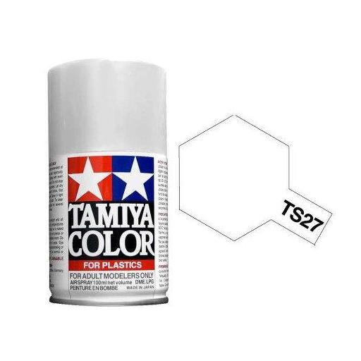 Spray Pintura Esmalte TS-27, Blanco