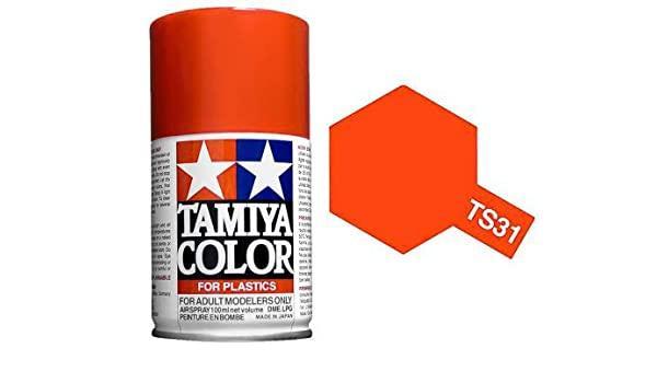 Spray Paint TS-31 Bright Orange - Naranja Brillo