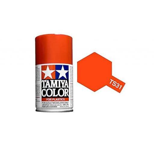 Spray Paint TS-31 Bright Orange - Naranja Brillo [0]