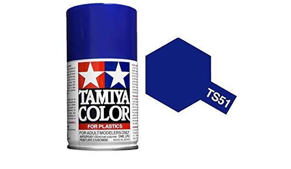Spray Paint TS-51 Racing Blue