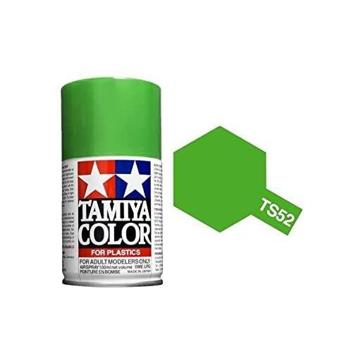 Spray Paint TS-52 Candy Lime Green [0]