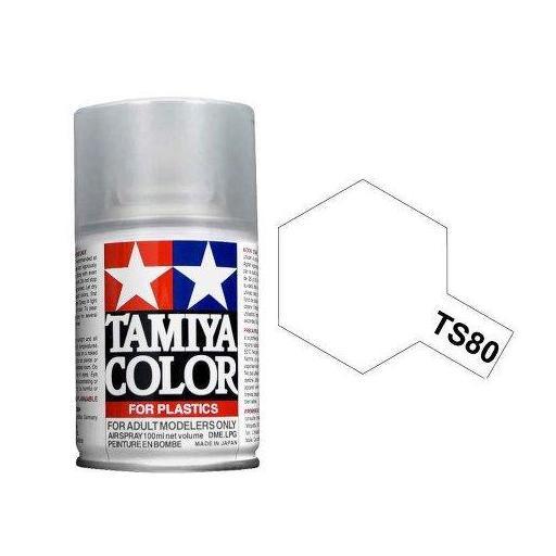 Spray Pintura Esmalte TS-80, Transparente Mate