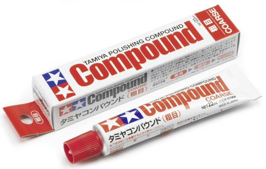 "Polishing Compound ""Coarse"""
