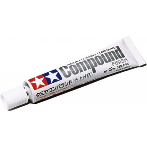 "Polishing Compound ""Finish"""