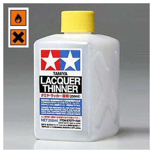 Lacquer Thinner  (250ml.)